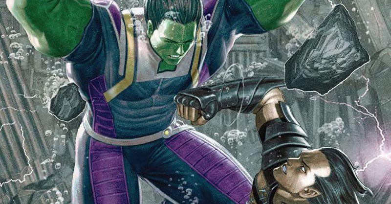 Namor vs. Hulk w wersji Amadeusa Cho. Kto wygrał pojedynek mocarzy?
