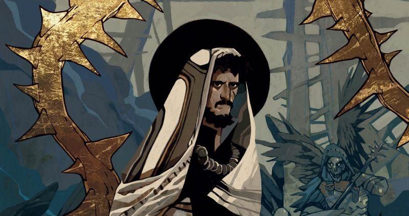 Judasz - recenzja komiksu