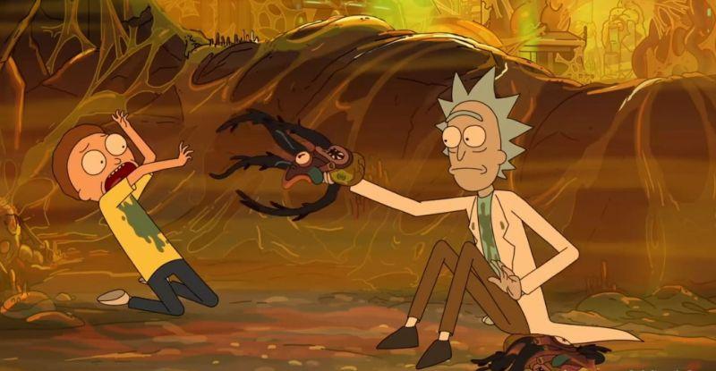 Rick and Morty - kiedy powróci 4. sezon? Jest data premiery i zwiastun!