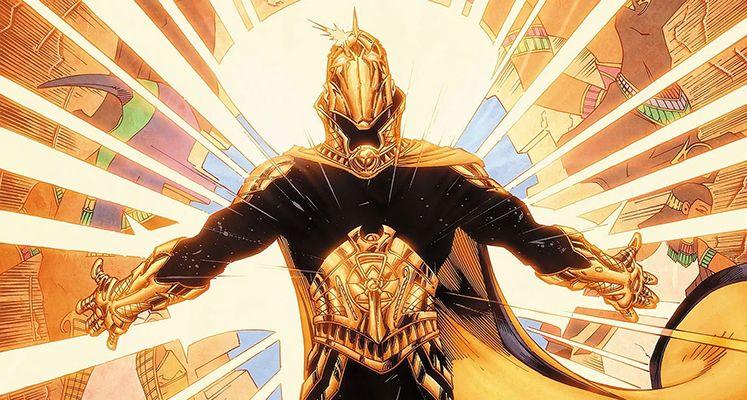 Black Adam - Doctor Fate pojawi się w filmie? Tak sugeruje opis castingu