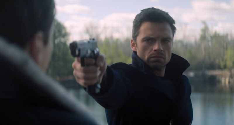 The Falcon and the Winter Soldier - ile zostało do zakończenia prac? Sebastian Stan o serialu