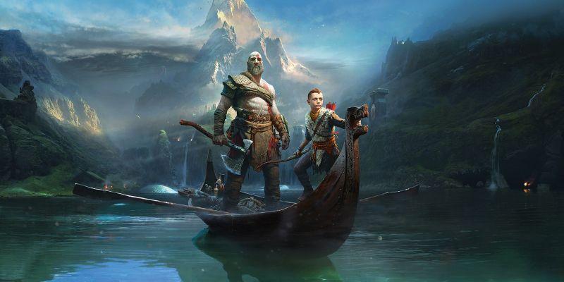 God of War z aktualizacją na PS5. Przygoda Kratosa jeszcze piękniejsza