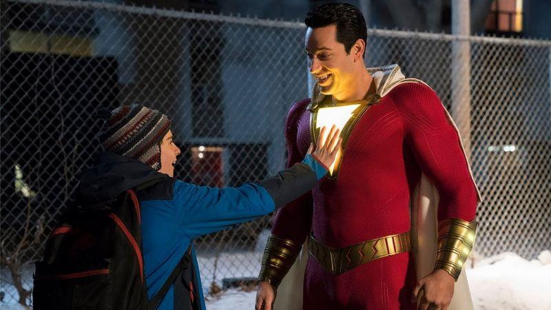 Shazam! Fury of the Gods - reżyser ujawnia plakat filmu z DC Fandome