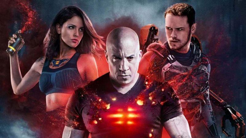 Bloodshot na szczycie listy produkcji najczęściej oglądanych w domach w USA