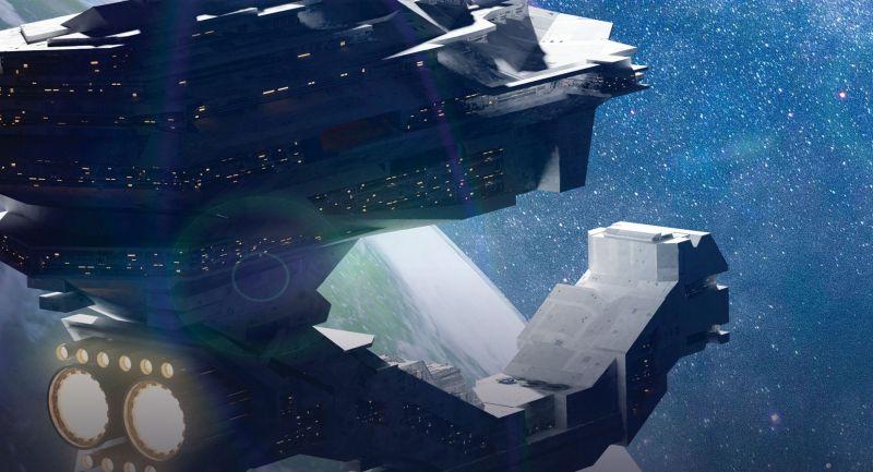 Imperium w płomieniach: jest drugi tom serii SF Johna Scalziego
