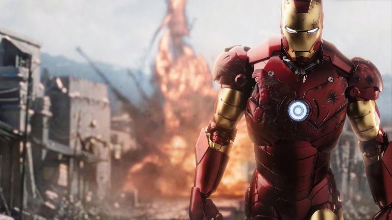 Iron Man - Robert Downey Jr. zdradził swój największy problem z noszeniem kostiumu bohatera w filmie