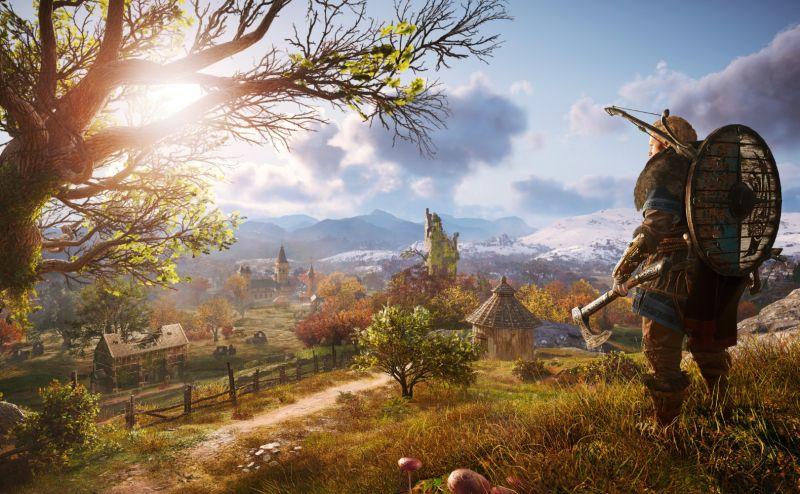 Asassin's Creed: Valhalla z artbookiem od Dark Horse. Są pierwsze szczegóły