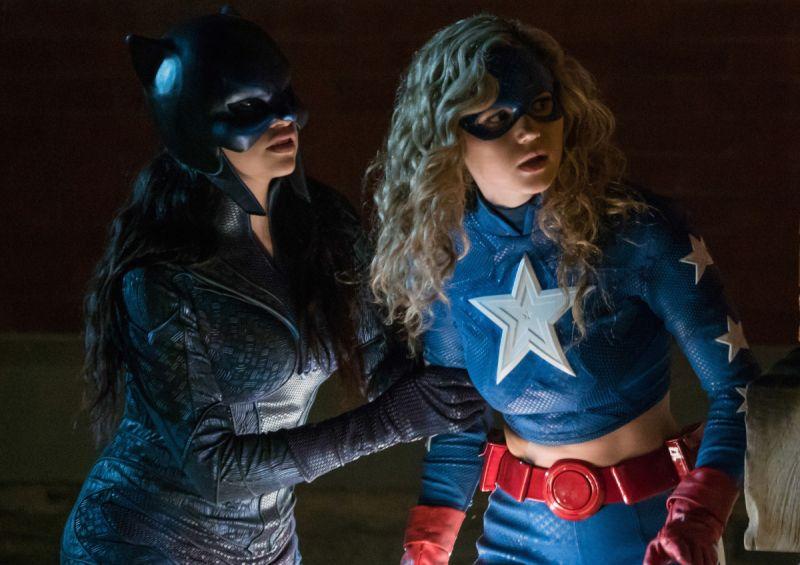 Stargirl - zdjęcia z 4. odcinka. Oto nowa superbohaterka