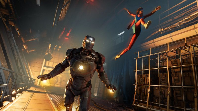 Marvel's Avengers - twórcy o fabule i bohaterach gry