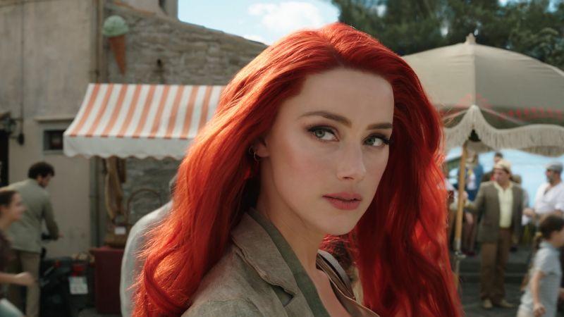 Aquaman 2 - Amber Heard zostanie zwolniona z produkcji?