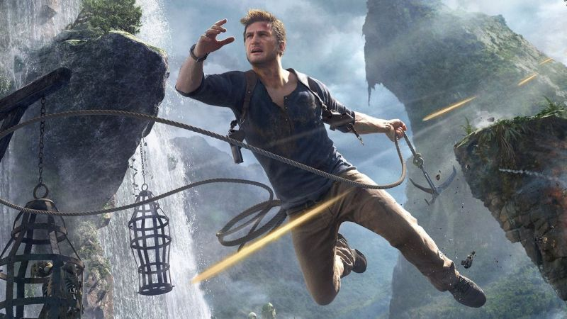 Uncharted z reedycją na PS5 i PC? Naughty Dog ma pracować nad kilkoma projektami