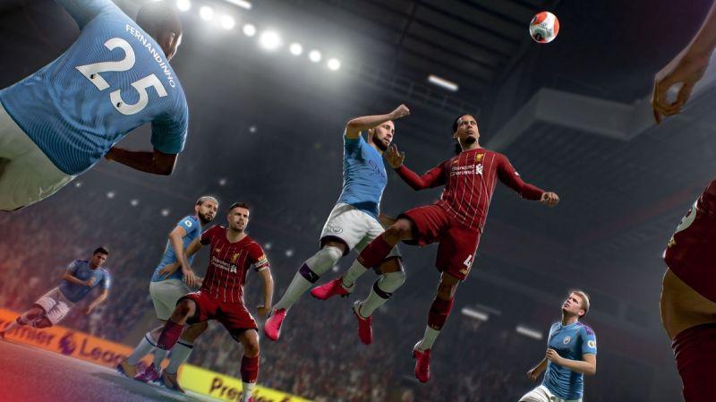 FIFA 21 na Nintendo Switch bez większych zmian. To nadal Legacy Edition