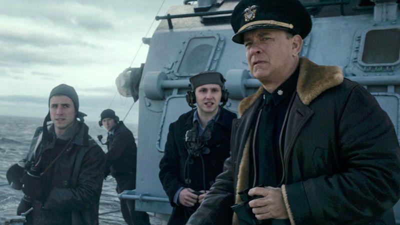 Misja: Greyhound - Tom Hanks w kolejnym udanym filmie? Są recenzje krytyków