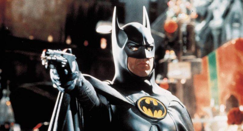 Flash - Michael Keaton powróci jako Batman? Jest oficjalny komentarz