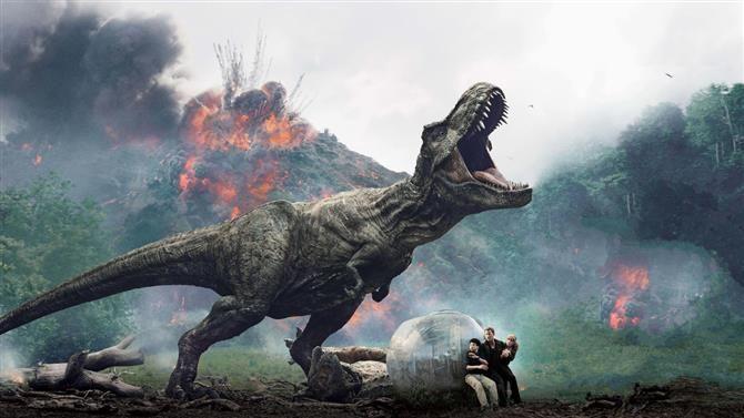 Jurassic World: Dominion - reżyser zapowiada film z niespotykaną dla tej serii skalą