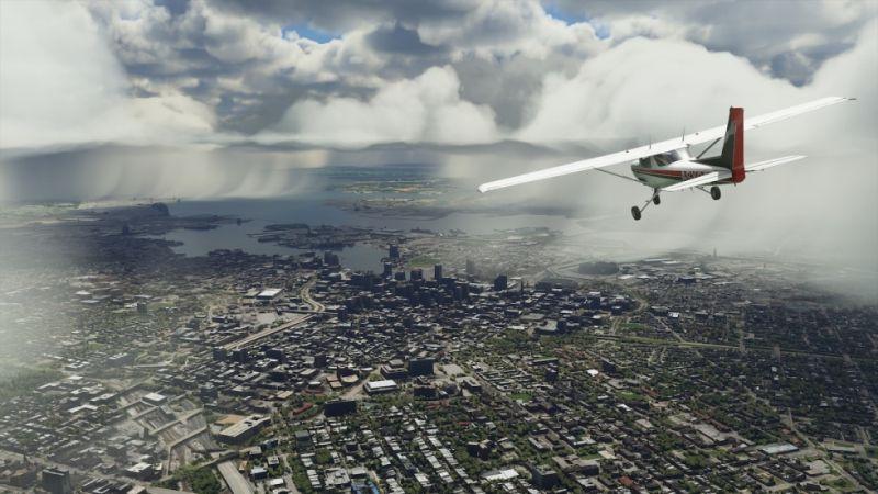 Microsoft Flight Simulator pozwoli latać w wirtualnej rzeczywistości