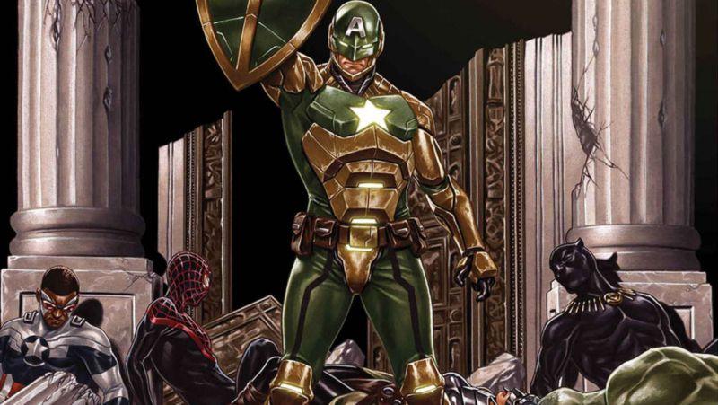 Tajne imperium - recenzja komiksu