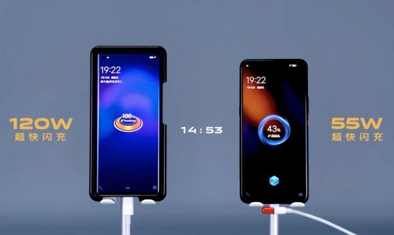 Gamingowy smartfon od Vivo naładujemy w kwadrans