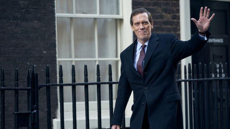 Na poboczu - obejrzyjcie zwiastun politycznego serialu z Hugh Laurie