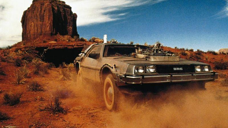 Powrót do przyszłości - powstała książka o kultowym DeLoreanie z filmu