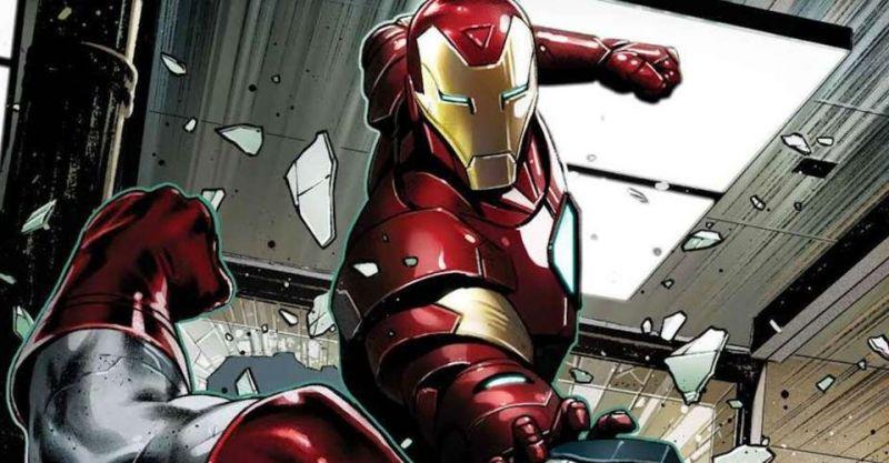 Iron Man - koniec udziwnień w świecie herosa. Nowa zbroja, wraca stary Tony Stark