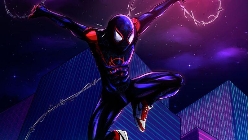 Miles Morales prawie nie został Spider-Manem. Pierwszy pseudonim był... koszmarny