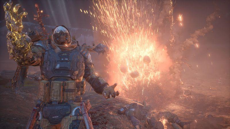 Outriders w Xbox Game Pass! Microsoft potwierdza niedawny przeciek