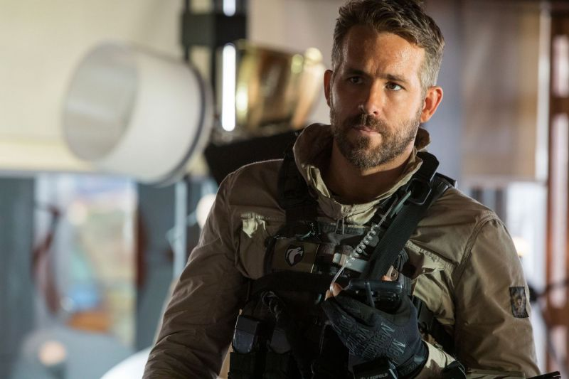 The Adam Project - Ryan Reynolds prezentuje kolejne zdjęcia z filmu science fiction Netflixa