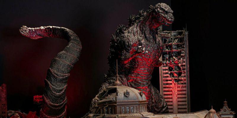 W Japonii otwarto muzeum Godzilli. Będzie można wjechać wprost do paszczy potwora