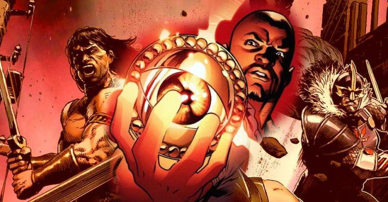 W uniwersum Marvela istnieją aż trzy Oczy Agamotto. Wiemy, kto ma pozostałe