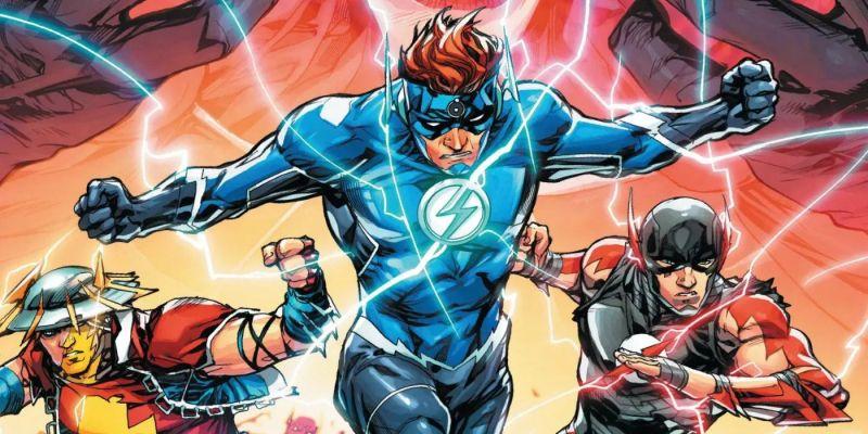 Rodzina Flasha vs. upiorni sprinterzy. Oto przerażająca armia Batmana, Który się Śmieje