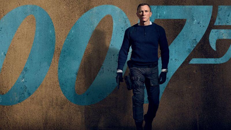 Nie czas umierać - obejrzyjcie klip z filmu. James Bond w spektakularnej scenie skoku z mostu