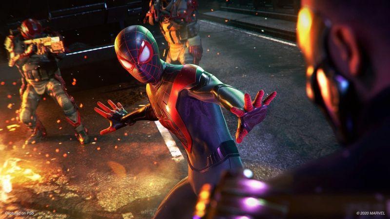 Marvel's Spider-Man: Miles Morales w rękach graczy. Twórcy ostrzegają przed spojlerami