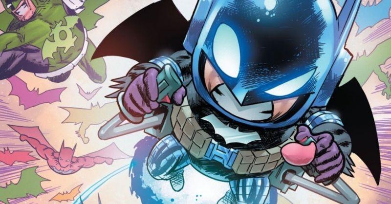 Batman-Dzidziuś i tęczowi Mroczni Rycerze. Takich zakapiorów jeszcze nie widzieliście