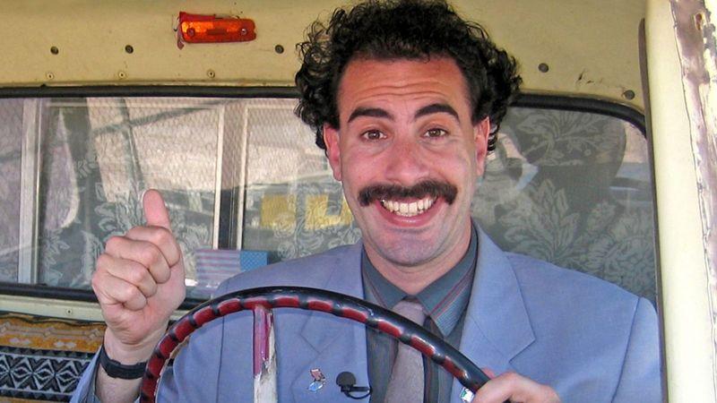 Borat 2 - film wywołuje kontrowersje we Francji. Wszystko przez plakat