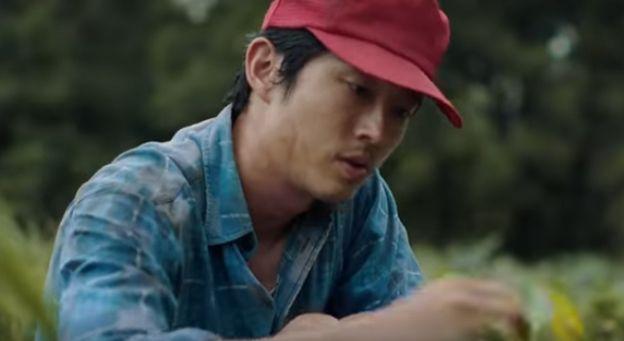 Minari - zwiastun filmu. Gwiazda The Walking Dead szuka amerykańskiego snu