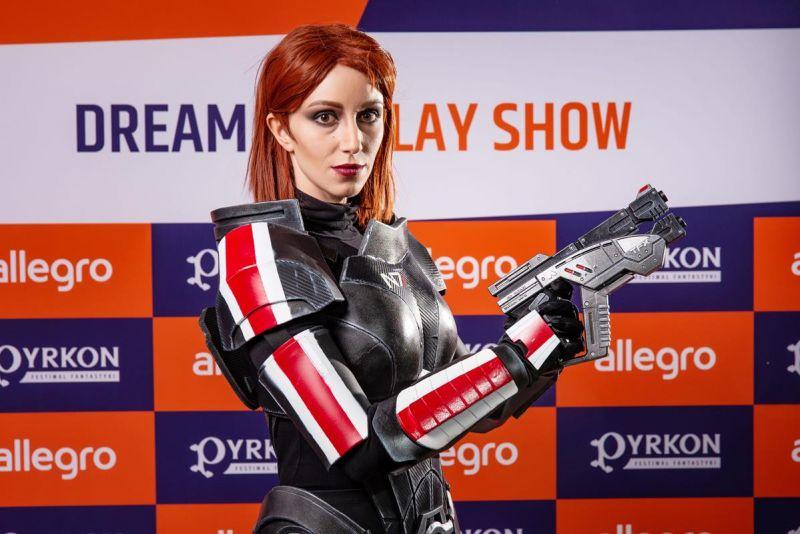 PyrkONline - tak prezentują się uczestnicy konkursu Dream Cosplay Show