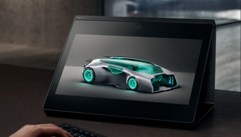 Sony Spatial Reality Display – ekran do wyświetlania bezokularowych obrazów 3D