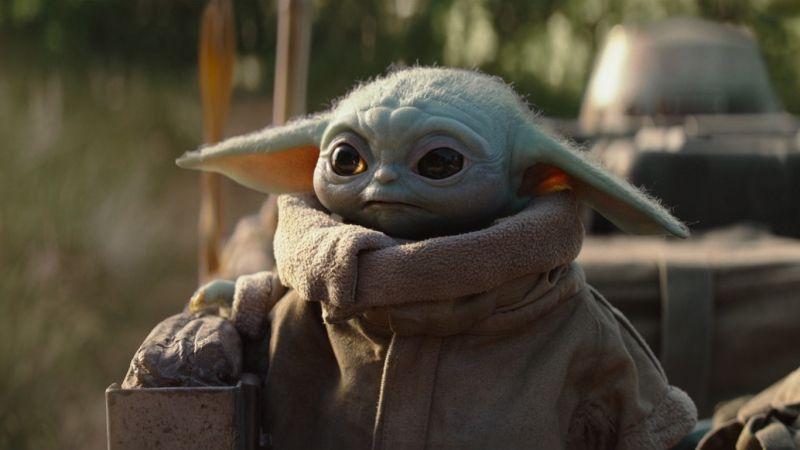 Gwiezdne Wojny - Baby Yoda poleciał w kosmos z załogą statku SpaceX