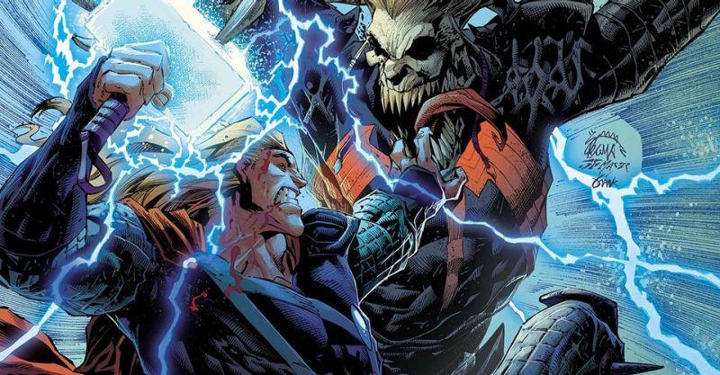 Marvel gotuje się na Knulla. Thor staje z nim do bitwy, zastępy Walkirii nadciągają