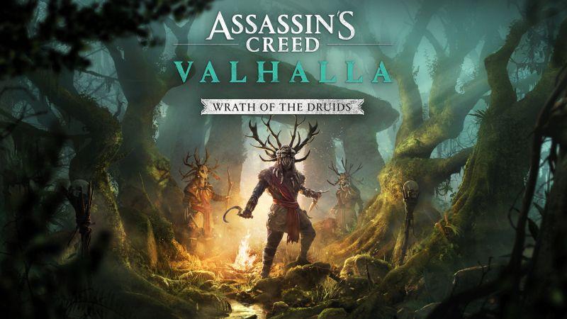Assassin's Creed: Valhalla ze wsparciem po premierze. Zwiastun prezentuje dodatki