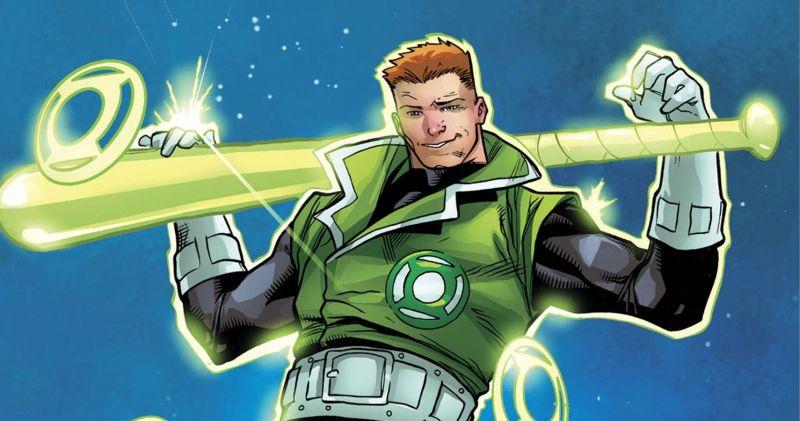 Green Lantern - Finn Wittrock w obsadzie serialu HBO Max. W kogo się wcieli?