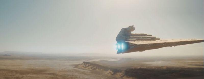 Star Wars: Origins - fanowski film z rozmachem i oryginalnym pomysłem. Naziści, pustynia, krążownik i... Moc