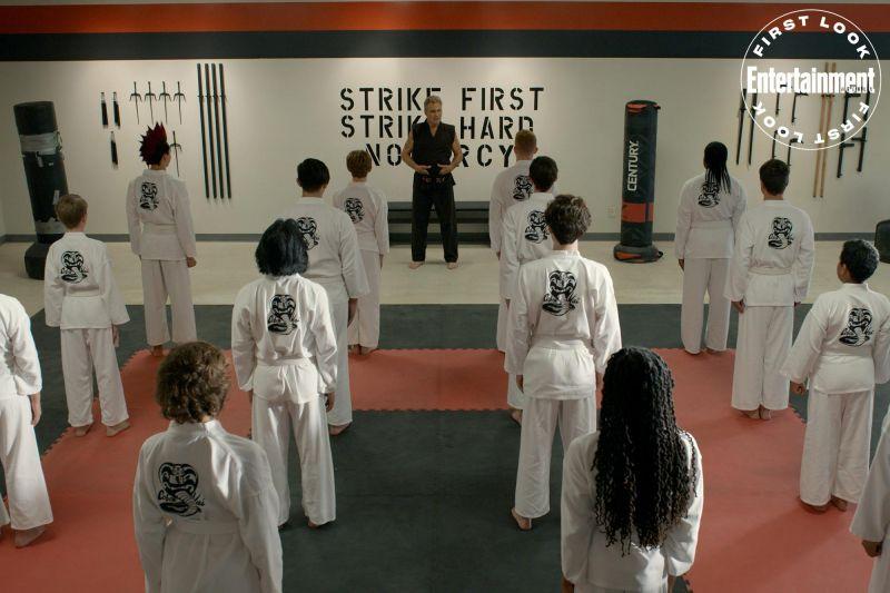 Cobra Kai - premiera 3. sezonu szybciej niż zapowiadano. Świąteczny prezent Netflixa