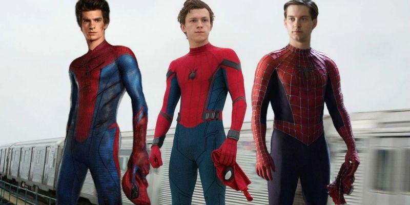 Spider-Man 3 - Tobey Maguire i Andrew Garfield pojawią się w filmie? Tom Holland daje, być może, ostateczną odpowiedź