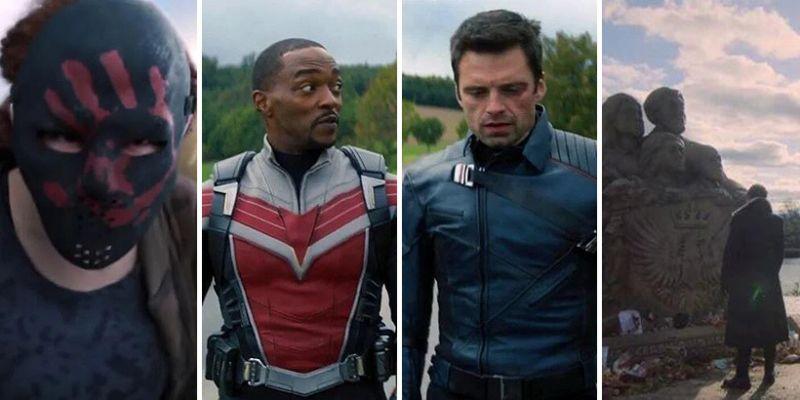 The Falcon and the Winter Soldier - analiza zwiastuna. Easter eggi, złoczyńca i... kochanka Wolverine'a
