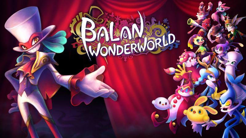 Balan Wonderland z wersją demo. Trójwymiarową platformówkę sprawdzimy przed premierą