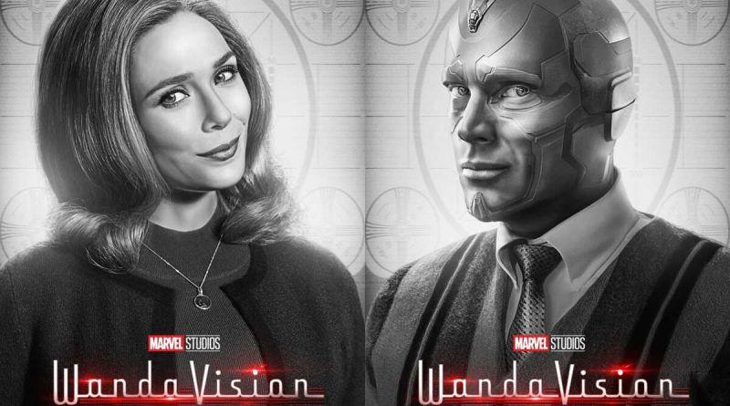 WandaVision: odcinek 1 i 2 - recenzja