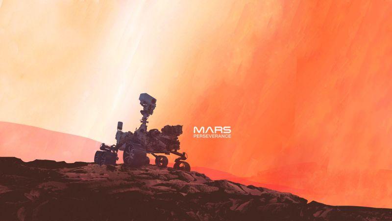 Łazik Perseverance wylądował. Początek nowej ery eksploracji Marsa