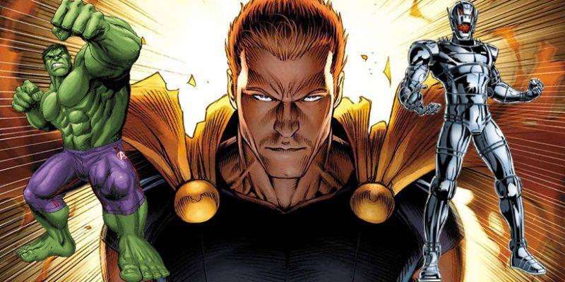 Marvel ma swojego Supermana. Teraz zmierzy się on z Hulkiem, Ultronem i Doomem naraz